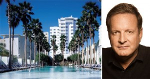 The Delano South Beach and Ron Burkle