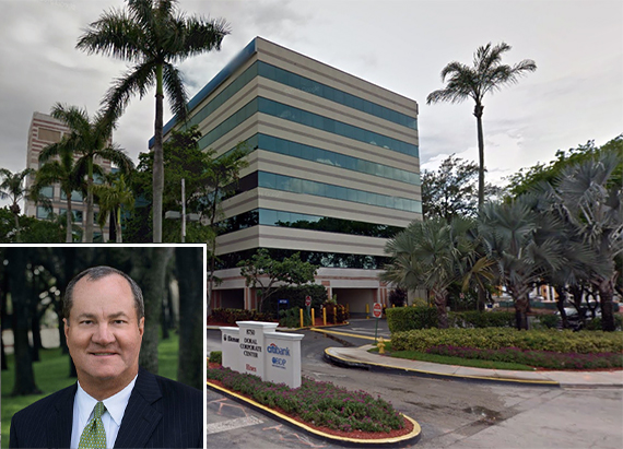 Doral Corporate Center I and Jeff Hines