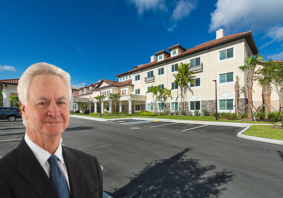 Discovery Village at Palm Beach Gardens (Inset: Richard Kayne)