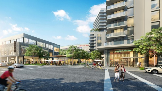 Rendering of Sunset Place