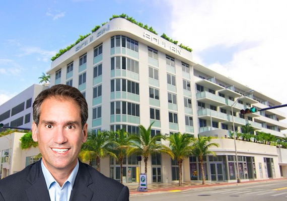 The Boulan South Beach and Madison Capital Managing Partner Richard Wagman