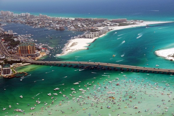 Fort Walton Beach (Source: Visit Florida)