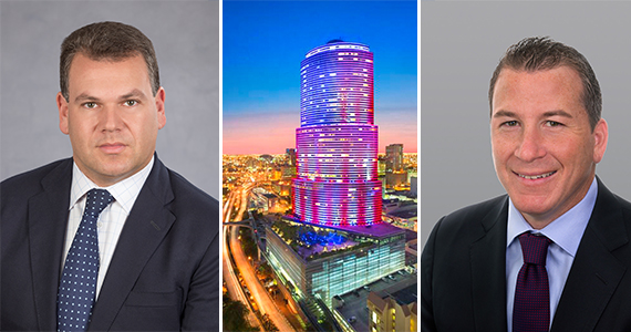 Eric Groffman, the Miami Tower and Gordon Messinger