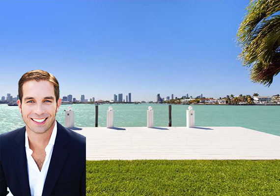 Broker Julian Johnston and 40 West San Marino Drive
