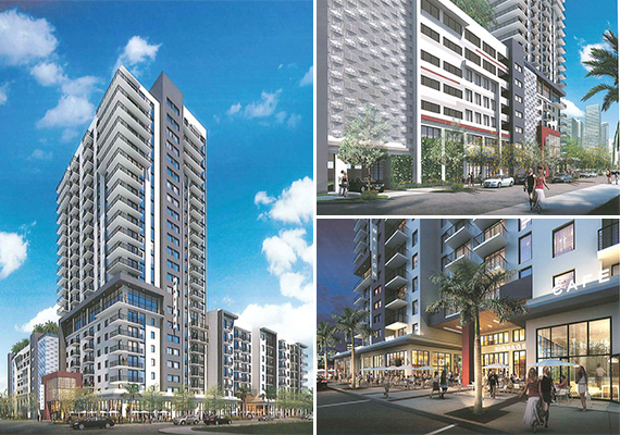 Maizon brickell zom brickell apartment developments for Loan to build a house on land