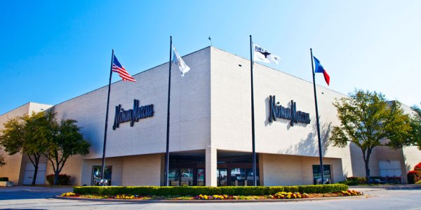 Neiman Marcus store at the Ridgmar Mall in Fort Worth, Texas