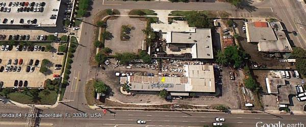The Sailorman marine store at 350 East State Road 84 in Fort Lauderdale (Source: Keyes)