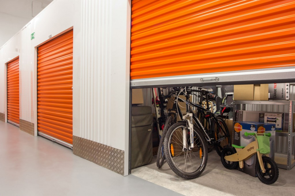 Self storage (Credit: Stokado Self-Storage)