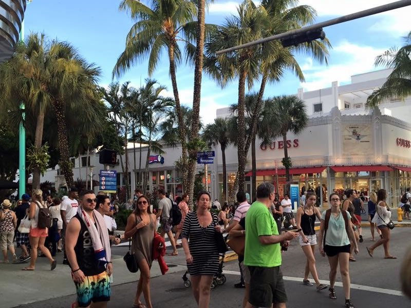 Terranova Corp Freddo Lincoln Road Miami Beach