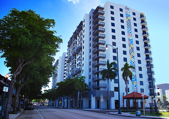 The InTown apartments