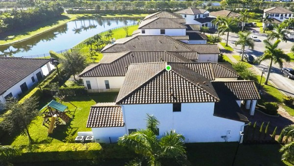 Monterra, a single-family home development in Cooper City
