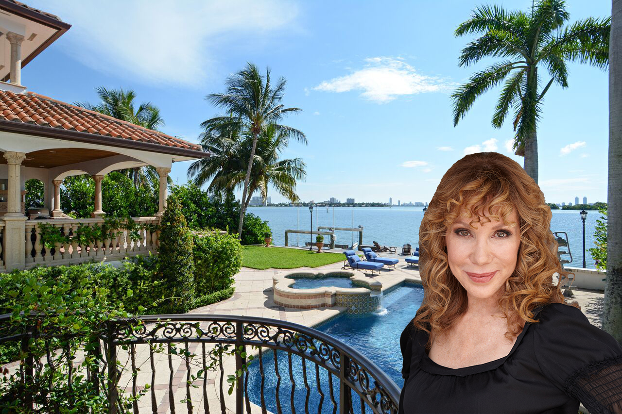 Steven Perricone's house and listing agent Jeri Jenkins
