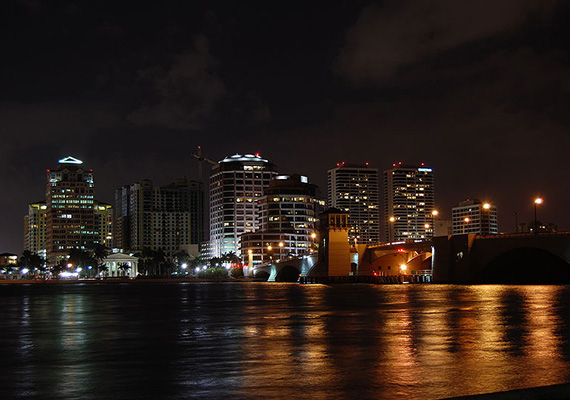 West Palm Beach (Credit: )