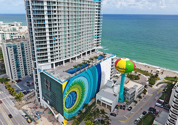 Hyde hollywood florida related group eric fordin for Design hotel hollywood florida