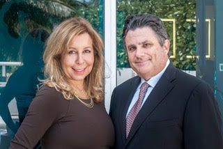 Sonia Toth and Keith Marks