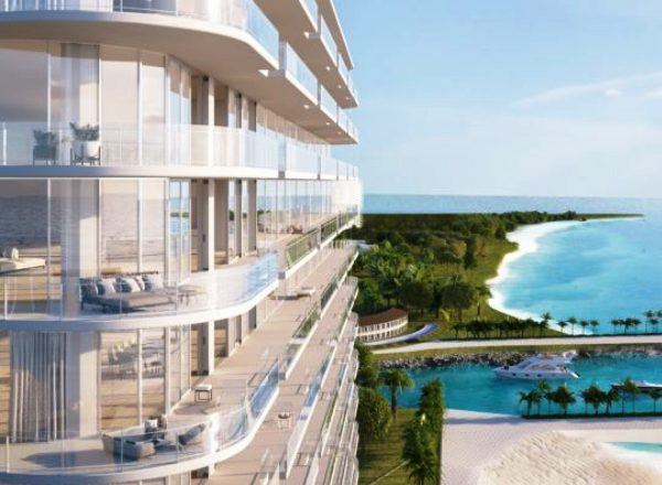 Rendering of SLS Cancún