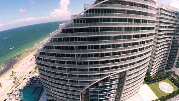 W Hotel Residences Fort Lauderdale Source You