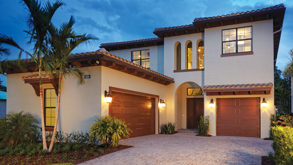 Exterior Shot Of A Model Home In Kolteru0027s Alton Development In Palm Beach  Gardens