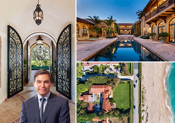 Kenneth Tropin House | Palm Beach Hedge Funders
