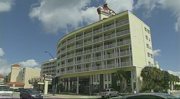 The Old Desert Inn At 900 North Atlantic Avenue In Daytona Beach