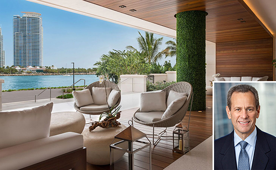 Kenneth Pollinger | Palazzo del Sol | Fisher Island