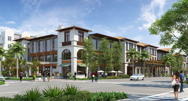 The Proposed Mixed Use Atlantic Crossing Project Will Feature Condo Units Apartments And Lots Of Retail E