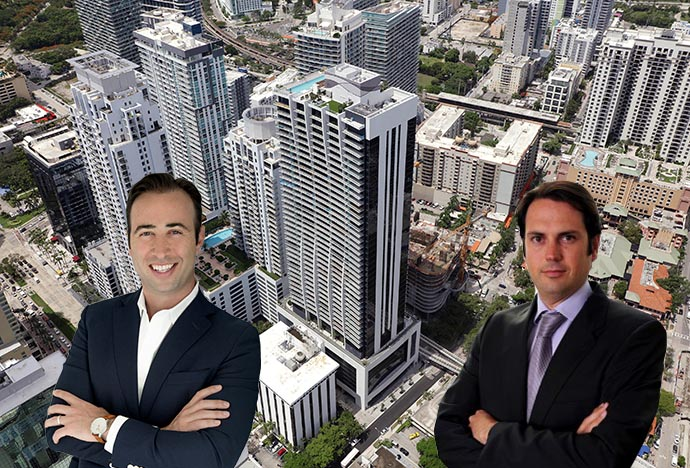 Superior Key International And 13th Floor Complete 1010 Brickell With $262M Sellout