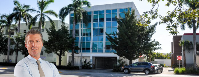 Shared office space miami 820 arthur godfrey 41st street for Godfrey design build