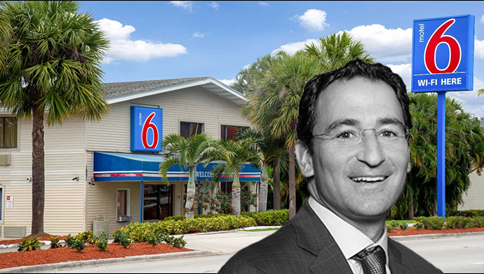 Blackstone Group Motel 6 Blackstone Motel 6 Broward