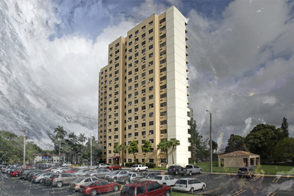 Civic Towers Miami | Miami Section 8 Buildings