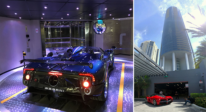 Porsche Design Tower >> Porsche Design Tower Lamborghini Miami Hurricane Irma
