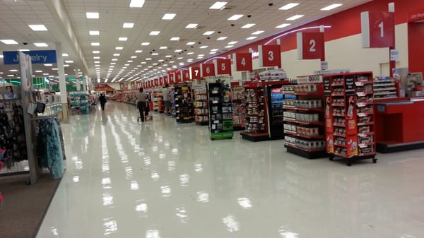Target Department Store At 7730 W Commercial Blvd In Lauderhill Source Mapquest