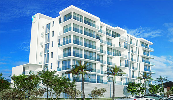 Real Estate Development Projects : Aspire real estate development arya oceanside residences