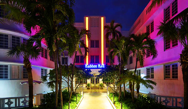 South Beach Hotels >> Hall South Beach Hotel Grup Peralada Rockwood