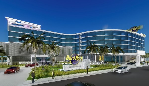 Hard Rock Hotel In Daytona Beach Set To Open Feb 17