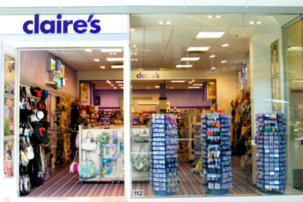 Claire's Planning to File for Bankruptcy, Report Says