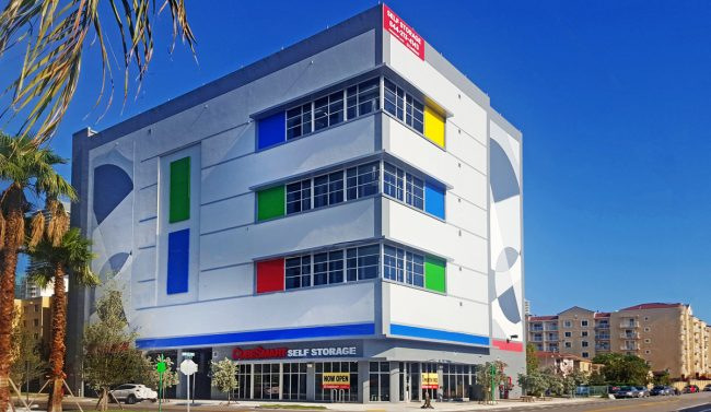 Charmant MCSS Brickell (Credit: Miami City Self Storage)