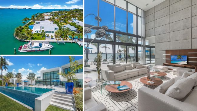1070 South Shore Drive (Credit: One Sotheby's International Realty)