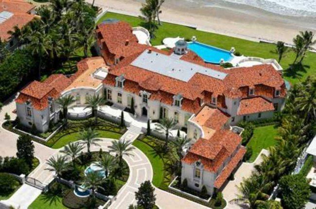 1071 North Ocean Boulevard In Palm Beach Credit Coldwell Banker Homes