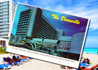Deauville Beach Resort The Real Deal Miami