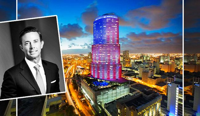Take Over Lease >> City National Bank of Florida | Miami Tower