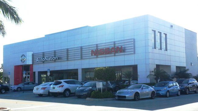 Nissan Dealer Miami >> Delray Beach Auto Dealership Autonation Hgreg