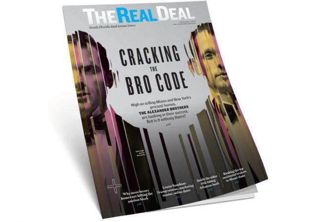 The Real Deal South Florida's spring issue is now available to all subscribers