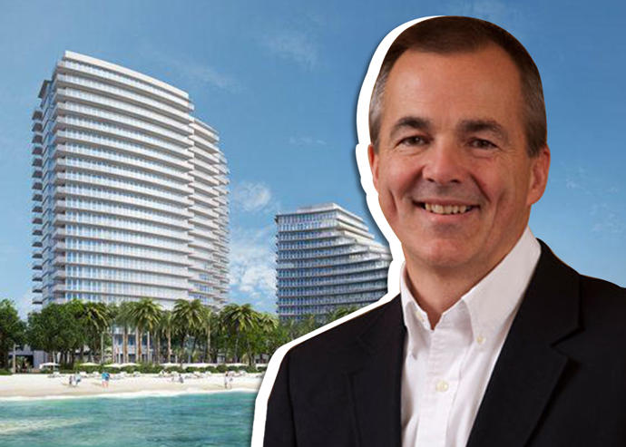 Auberge Beach Residences & Spa Fort Lauderdale and Bob Casper, president of Poet Ethanol Products