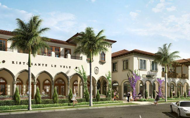 A rendering of 221 Royal Poinciana Way