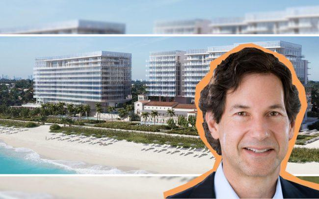 Richard Lichter and Four Seasons Residences at the Surf Club