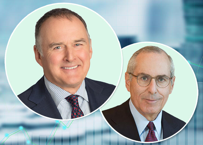 Fannie Mae CEO Hugh R. Frater, and Freddie Mac CEO Donald H. Layton
