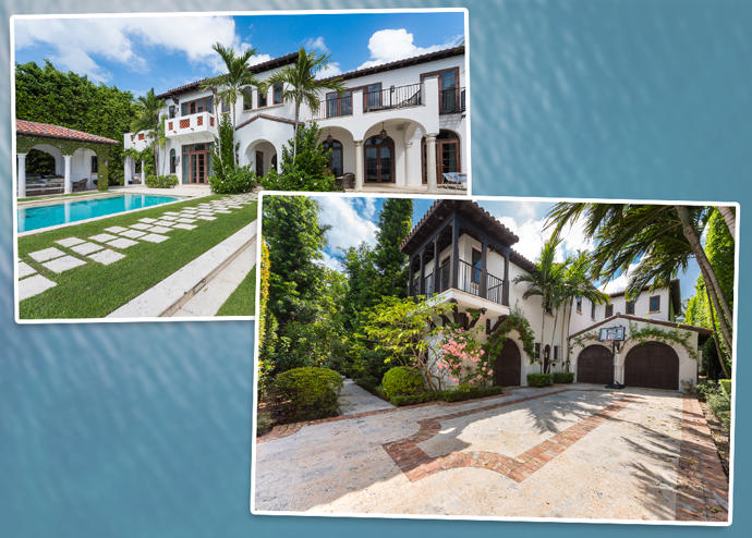 4412 North Bay Road (Credit: One Sotheby's International Realty)