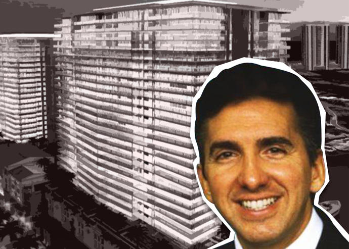 Parque Towers in Sunny Isles and Joseph Milton