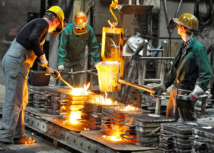 Julio Gimenez wants to build a $298 million steel mill project (Credit: iStock)